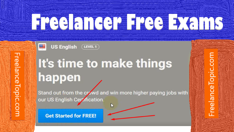 Freelancer Free Exams | Get Free Exam On Freelancer