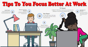 Focus Better At Work