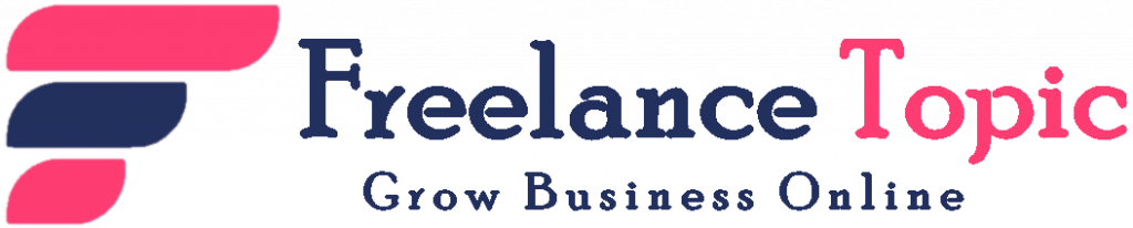 Freelance Topic Logo